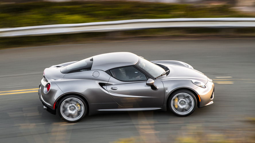 Alfa Romeo 4C Coupe Gets The Axe, But The Spider Lives On