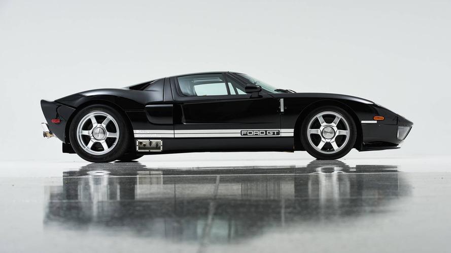 Ford GT - Le premier prototype fonctionnel bientôt aux enchères
