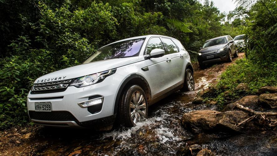 Discovery Sport e Evoque com novo motor 2.0 diesel já estão sendo produzidos no Brasil