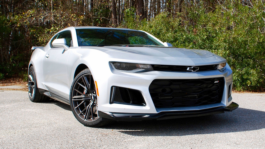 Right-Hand-Drive Chevy Camaro ZL1 Conversion Lets Aussies Rejoice