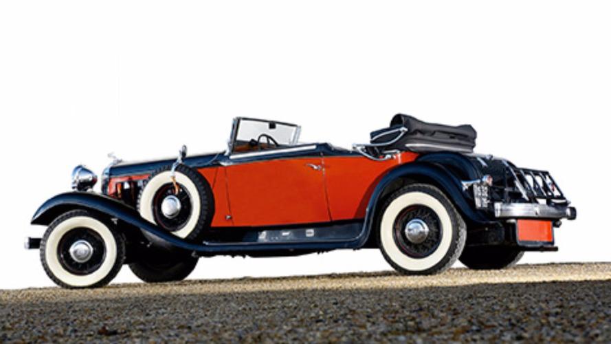 Un Chrysler Imperial vendido por más de 300.000 euros