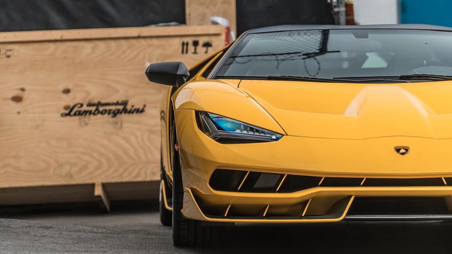 Lamborghini - Une nouvelle hypercar produite en série limitée