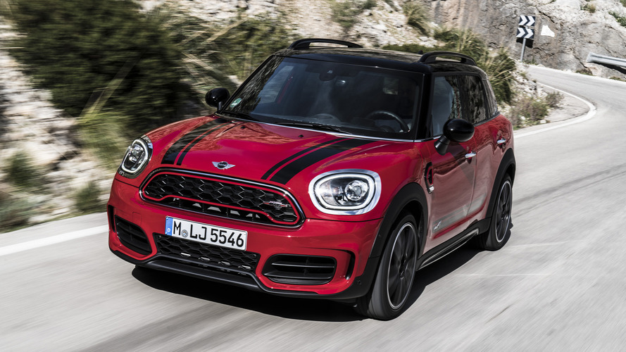 Mini Countryman JCW - Le plein de photos !