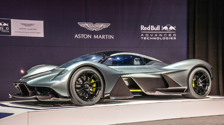 Concept Cars Aston Martin AM RB 001 Hybrid Hits Auto Show Circuit In Toronto