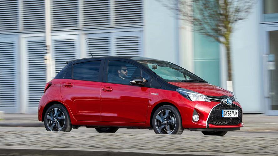 2017 Toyota Yaris Review