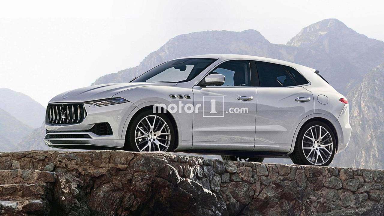 2022 Maserati Compact SUV