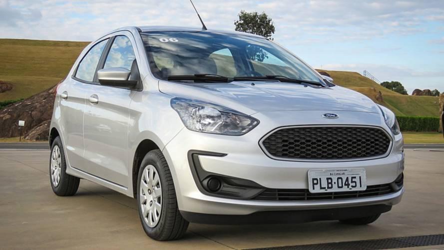 Ford promove feirão com primeira parcela só para 2019
