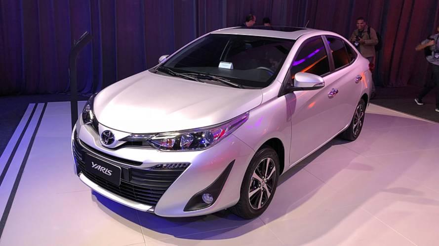 Semana Motor1.com - Toyota lança Yaris, Novo Renegade, Yamaha de 3 rodas e mais