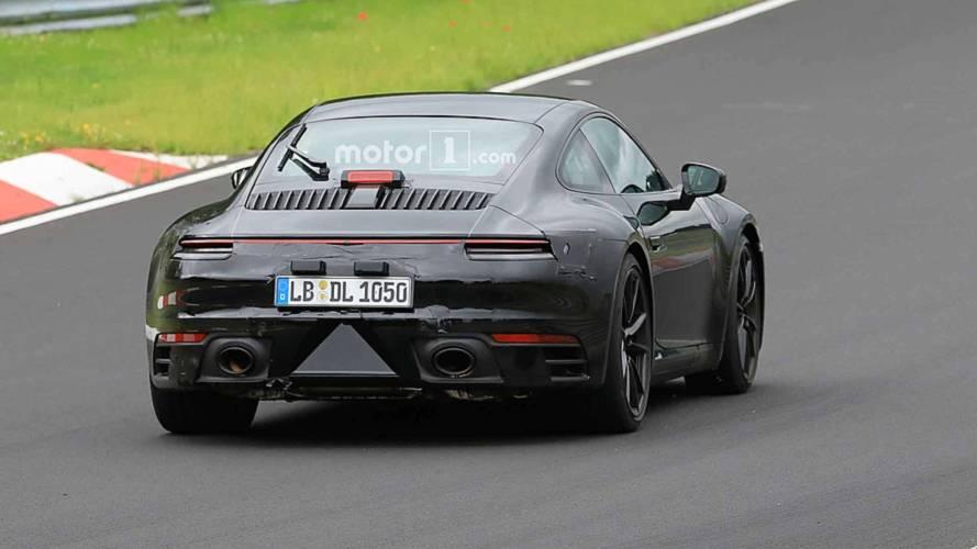 Next-Gen Porsche 911 Nurburgring