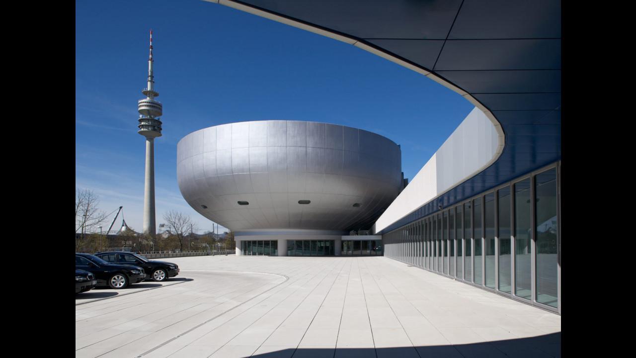 Il Museo BMW riapre al pubblico