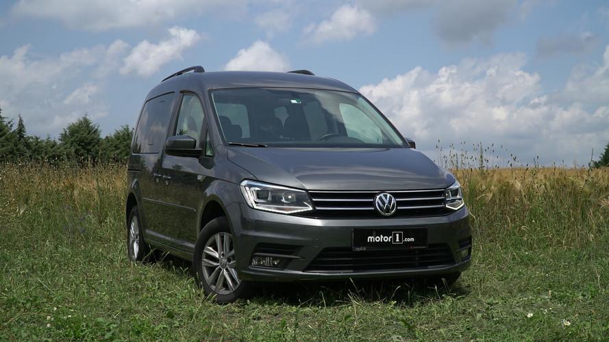 2017 Volkswagen Caddy 2.0 TDI Exclusive | Neden Almalı?