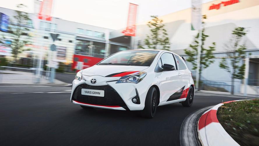 Yeni Toyota Yaris GR, ralliye hazır bir araç olacak