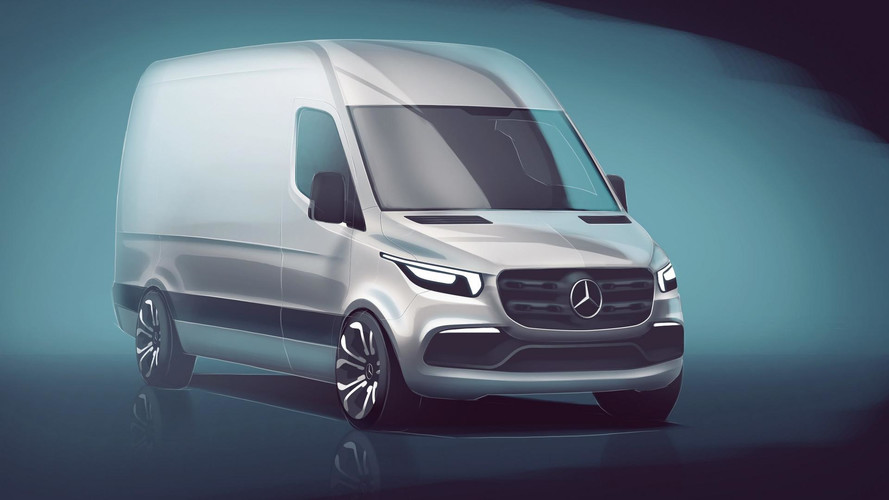 Watch The Mercedes Sprinter Debut Live Right Here