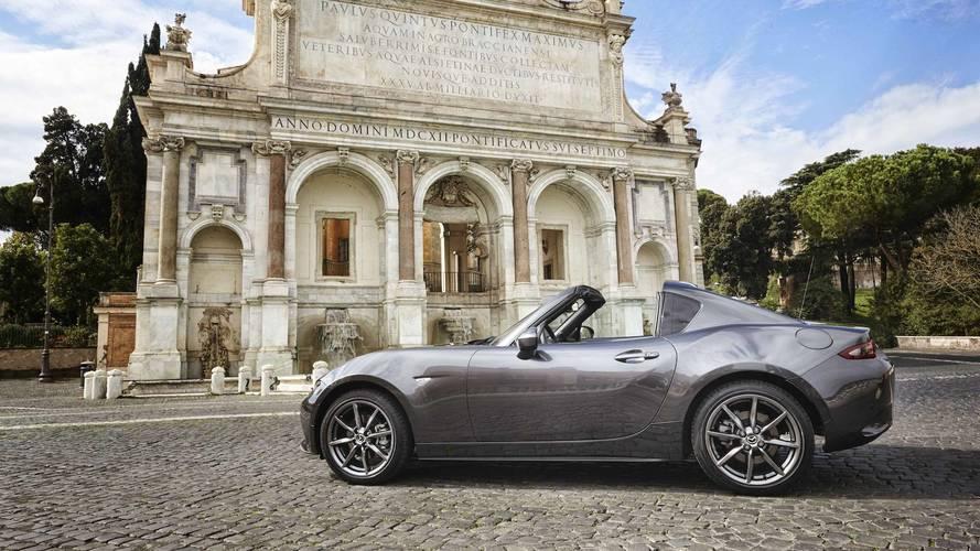 El Mazda MX-5 2019 podría aumentar su potencia