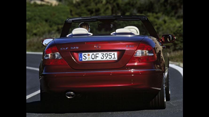 Mercedes CLK my2005
