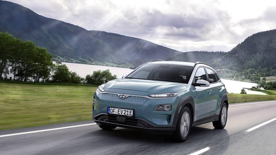Kennzeichen E: Hyundai Kona Elektro im Test