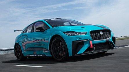 Jaguar I-Pace eTrophy Track Test: The Dawn Of A New Era