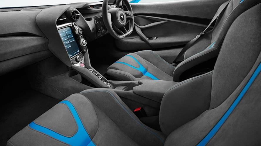 McLaren 720S MSO özel tasarım