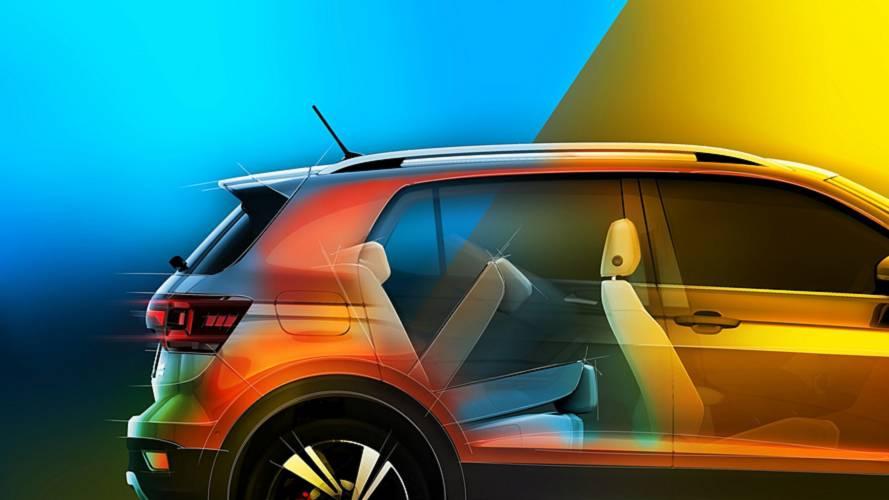 Volkswagen T-Cross, piccola SUV con tanto spazio