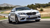 BMW M2 Competition Test