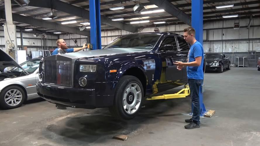 The $80,000 Rolls-Royce Phantom Has Quite A Few Problems