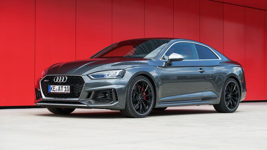 Audi RS5 Coupe modifiye edildi bile