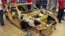 Porsche 911 Turbo S Exclusive Series Production