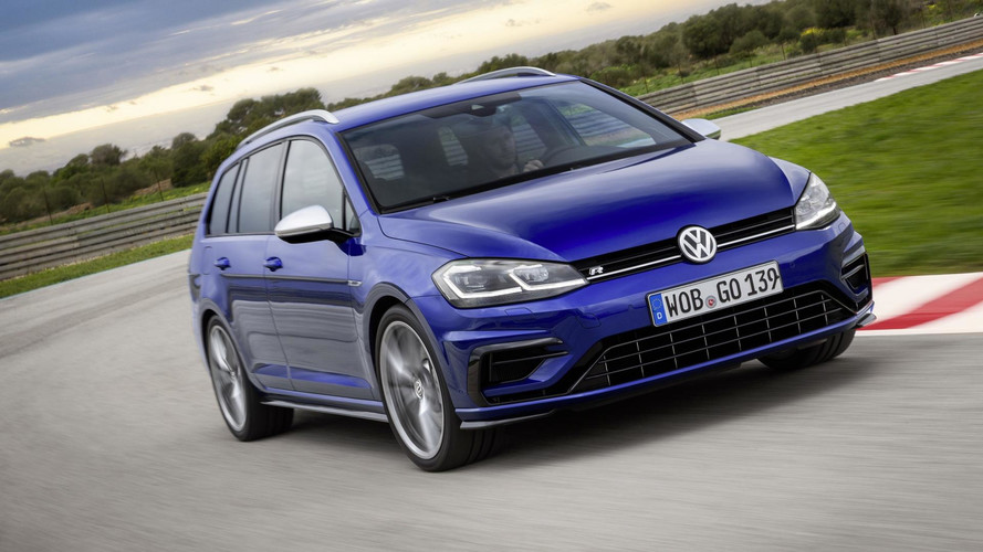 VW Golf R to lose 10 horsepower in Europe due to WLTP