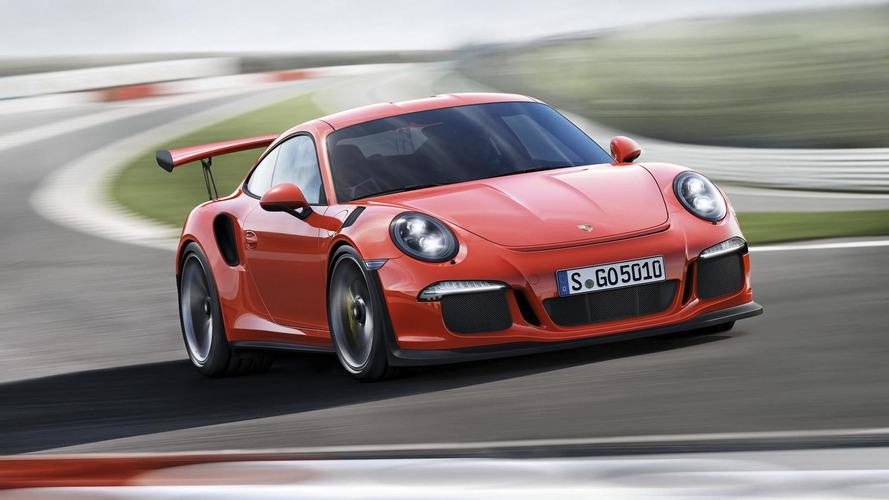 Porsche 911 GT3 RS'e 6 ileri manuel dönüşümü