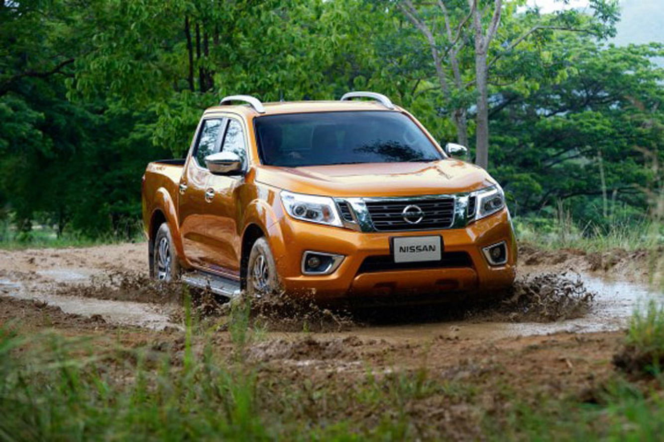 Could this be the 2015 Nissan Frontier?