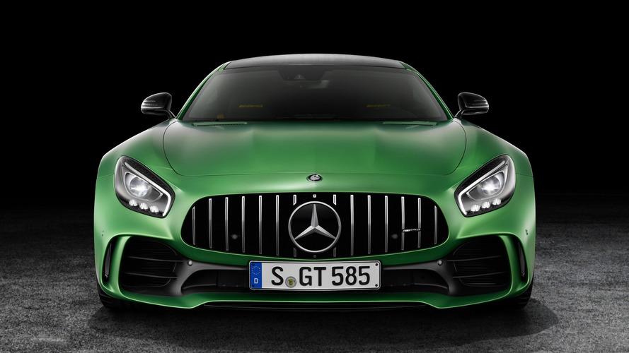 Mercedes-AMG - Une GT avec 4 portes pour concurrencer la Panamera