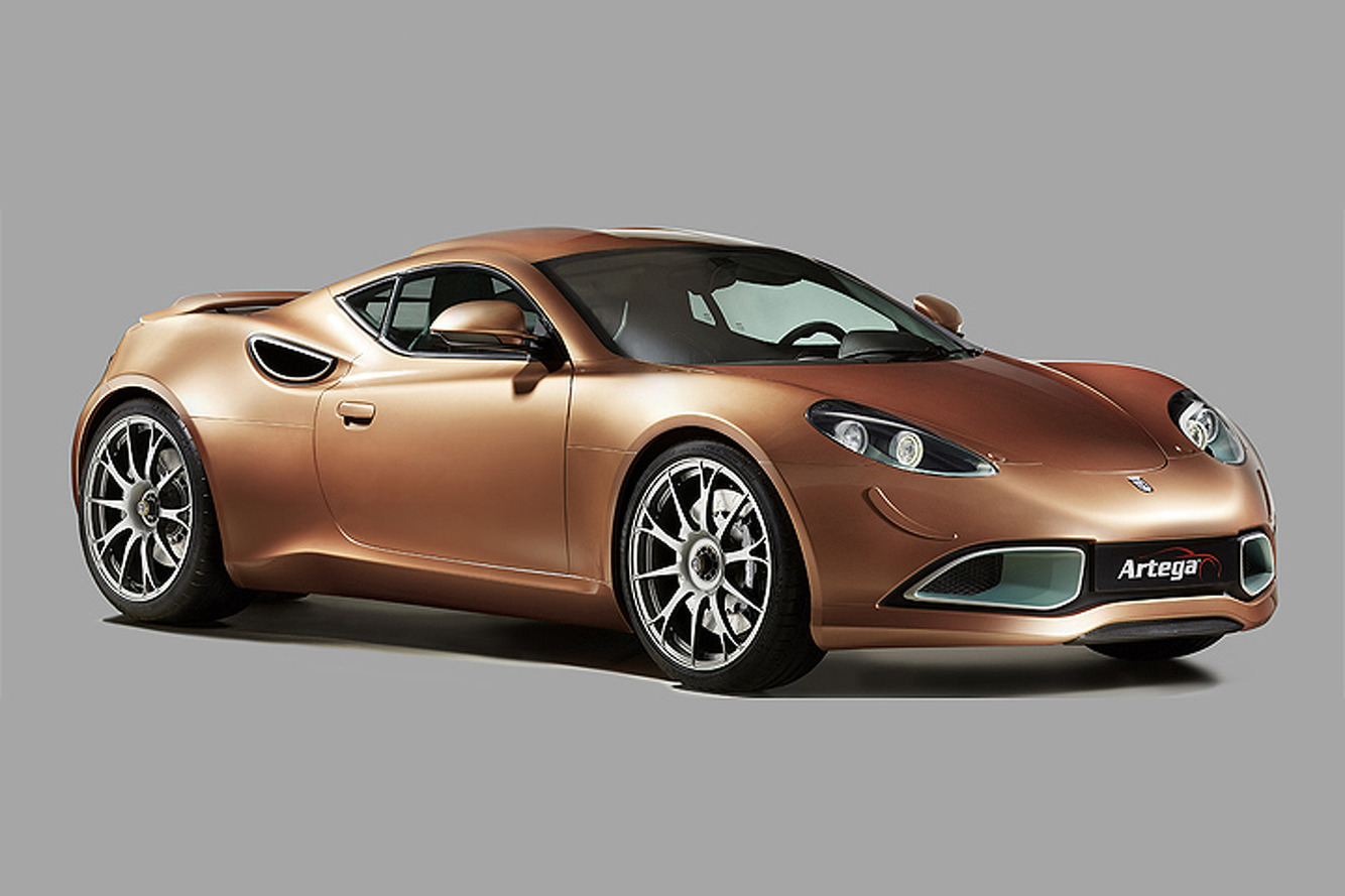 Artega Comes Back From the Grave with Two Electric Cars