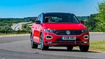Volkswagen T-Roc new 1.6-litre diesel
