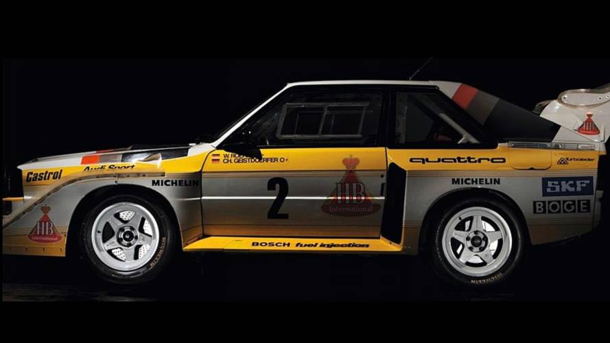 How Audi Killed The Mid-Engined Quattro