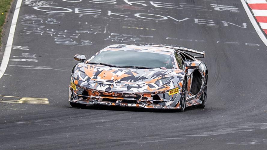 VIDÉO - Revivez le record de la Lamborghini Aventador SVJ sur la Nordschleife
