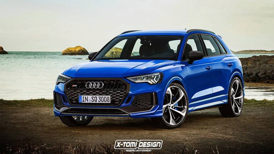 2019 Audi Q3 Rendered In RS Trim Looks Freaking Fantastic