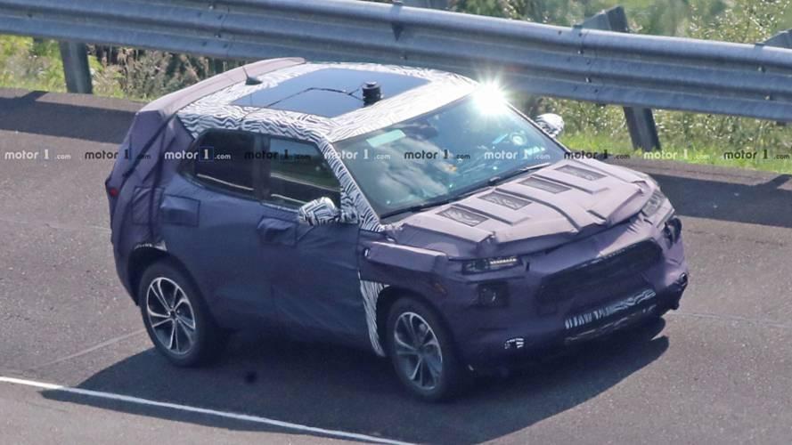 Novo Chevrolet Tracker 2020 é flagrado em testes pela primeira vez