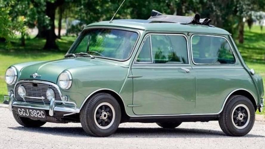 Paul McCartney's 1965 Mini Cooper S DeVille Up For Sale