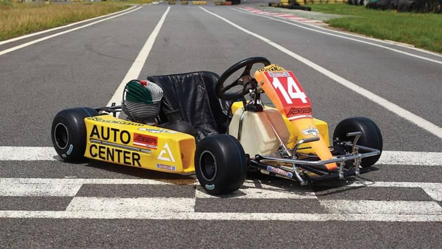 Kart Ayrton Senna