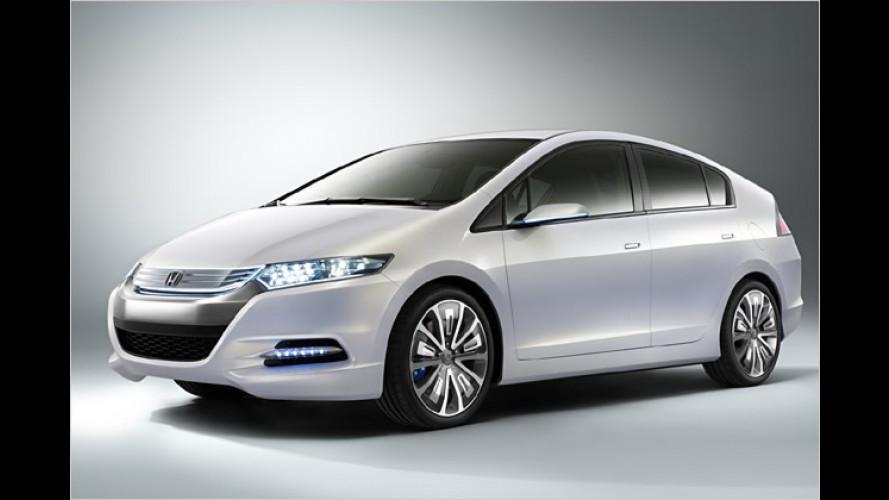 Honda präsentiert virtuelles Spritsparsystem ,Eco-Trainer
