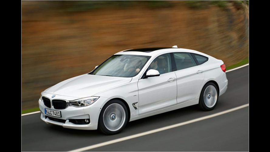 BMW 3er GT startet im Juni 2013