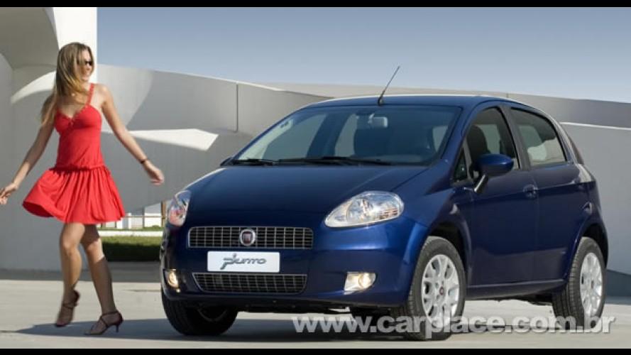 Fiat baixa o preço do Punto 1.4 para R$ 36.640