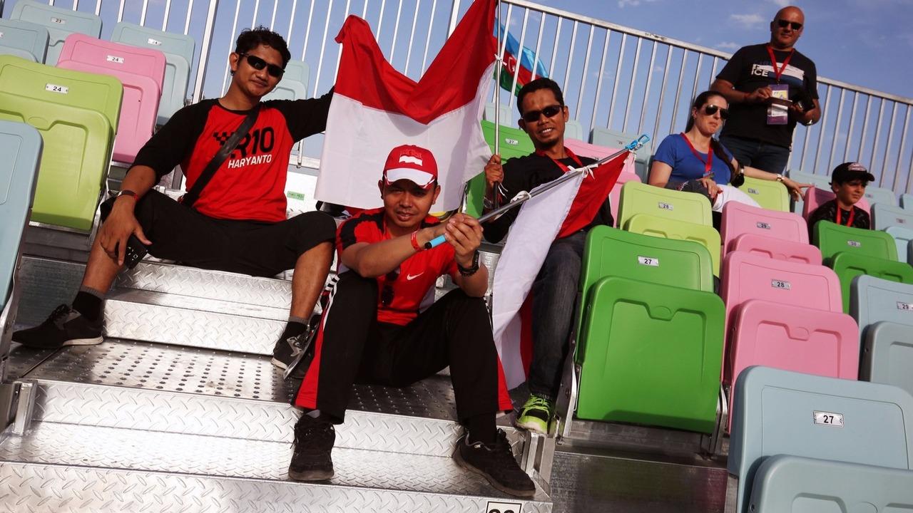 Motorsport s'installe en Indonésie