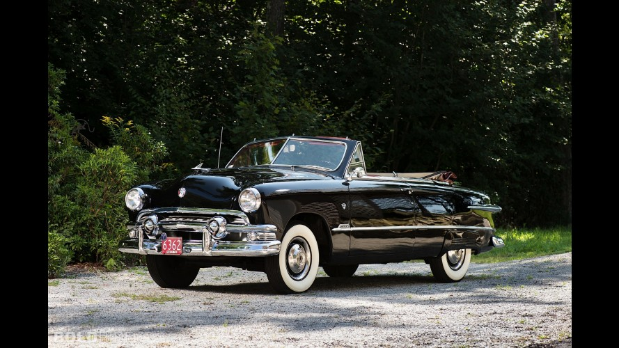 Ford Custom Deluxe Convertible