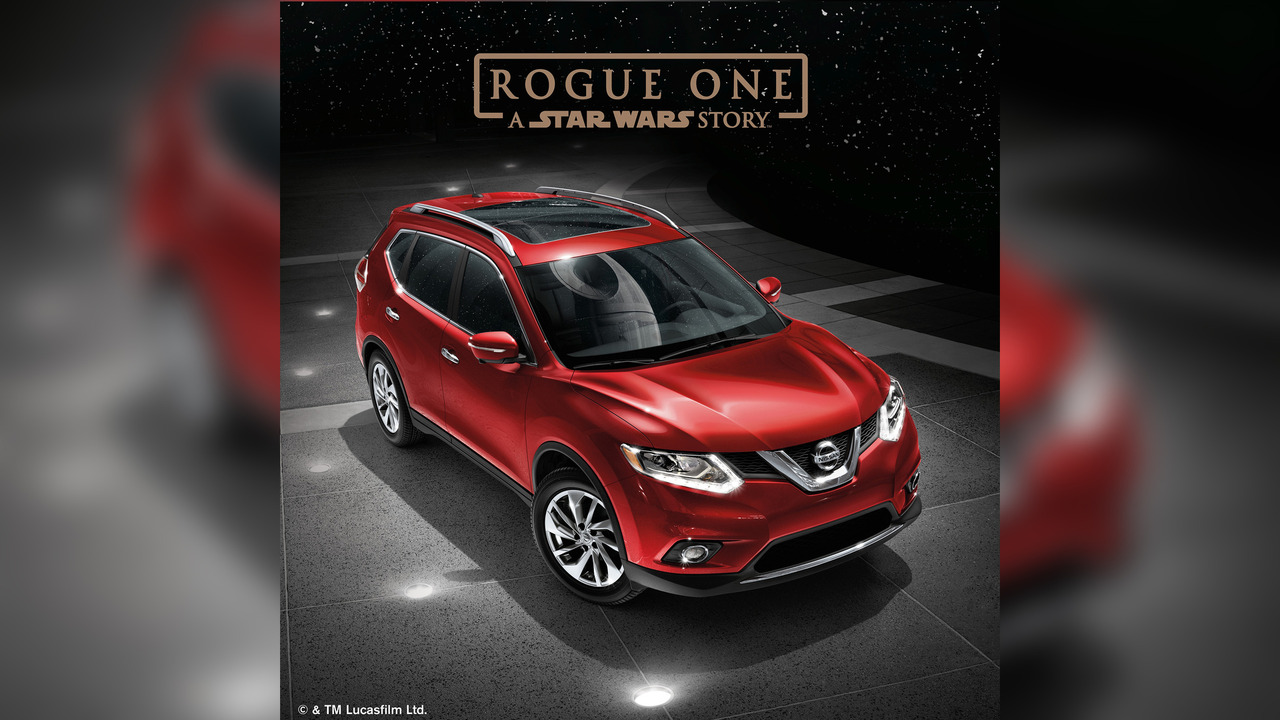 Nissan Rogue One