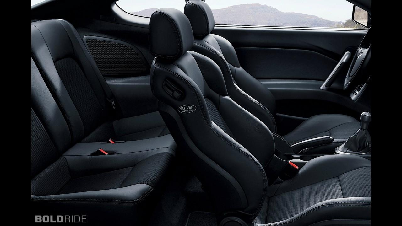 Hyundai Tiburon Coupe