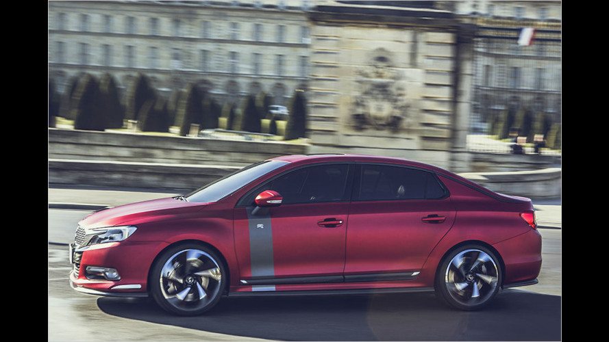 Citroën: Edel-Limo mit 300 PS