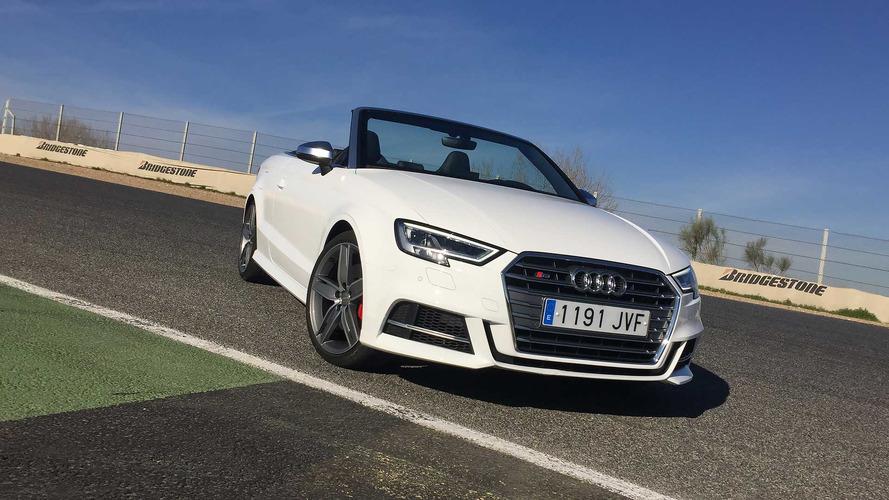 Audi S3 Cabrio 2017, prueba express... a cielo abierto