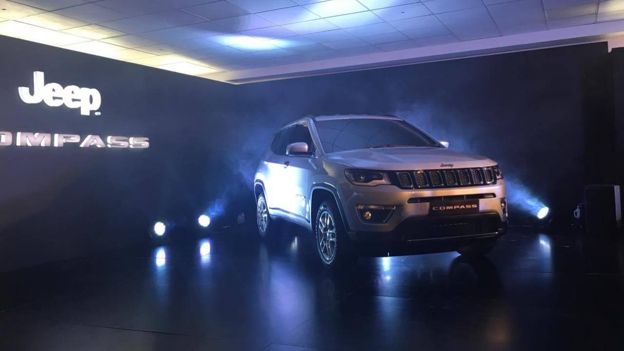 Jeep Compass - Índia