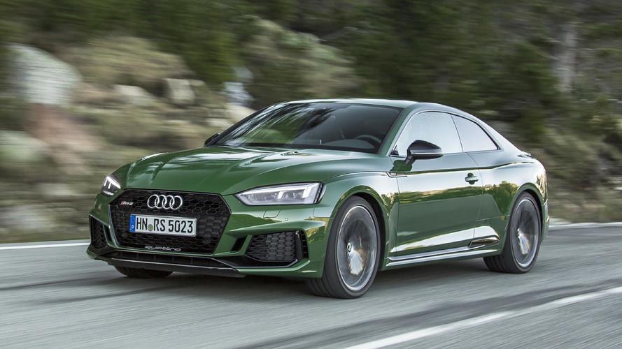 L'Audi RS 5 est-elle plus rapide que prévu ?